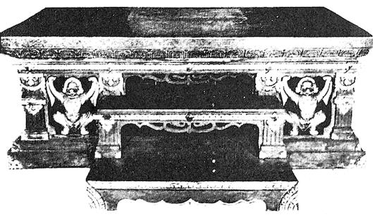 Throne seat of King Ram Khamhaeng